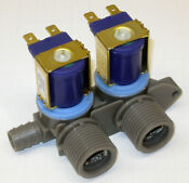 Cw400 For 134211400 Frigidaire Electrolux Washer Water Valve Ps815534 Ap3267279