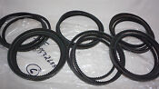 Lot O 6 Rcpc Part H87532685 Eb Replacement Dryer Belt New