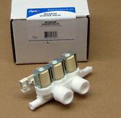 Supco Washing Machine Water Valve Wv0026 For Ge Wh13x10026 Ap3995044 Ps1482390