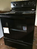 Whirlpool Oven Range Electric Brand New With Tags