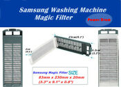 Samsung Washing Machine Magic Filter Washer Filter