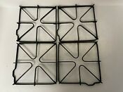 White Westinghouse Range Burner Grates Set Of 4 5303272852 3131582 Asmn