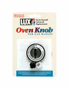 Lux Products Cpr407 Black Gas Oven Knob By Lux Products Corp 3pk
