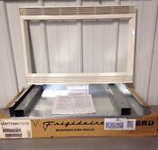 Frigidaire Mwtrmkt27s White 27 Microwave Trim Kit New Old Stock Free Fast Ship