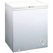 New Midea Easy Clean Whs 185c1 Deep Chest Freezer 5 Cubic Square Feet White