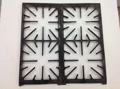 Vintage Stove Parts O Keefe Merritt Antique Classic Gas Range Burner Grate Set