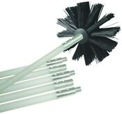 Dryer Vent Cleaning Kit Lint Debris Brush Remover Duct Cleaner Flexible Rods