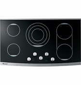Ge Monogram Zeu36ksksss 36 Electric Cooktop New Out Of Box Excellent Condition