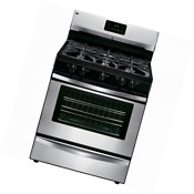 Kenmore 73433 4 2 Cu Ft Freestanding Gas Range In Stainless Steel Includes De