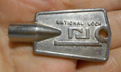 National Lock Wr05x10005 Freezer Key Pentagon Shape Hotpoint Frigidaire Kenmore
