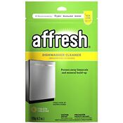 Affresh Dishwasher Cleaner 6 Tablets Remove Odor Causing Residue W10282479