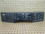 Kenmore Elite Dryer Control Panel 8558760 No Board 30 Day Warranty
