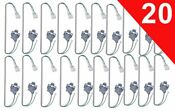 20pcs Lid Switch 3949247 For Whirlpool Kenmore Washers As