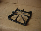 Kenmore Stove Burner Grate W Some Wear Stains Part Wb31k10019