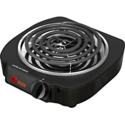 Mini Hot Plate Commercial Warmer Travel Single Burner Cooktop Small Camping Best
