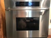 Dacor Pcor30 Convection Cook Microwave Oven And Dacor Oven Eors130sch Singlewall