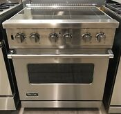 Viking Professional Custom 30 Induction Range Visc5304bss Stainless Steel 7999