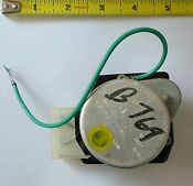 Refrigerator Defrost Timer Part B769 Cc902 New Old Stock