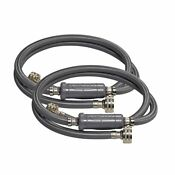 Universal Washing Machine Hoses With Hammerstop 5ft 1 Hose Only