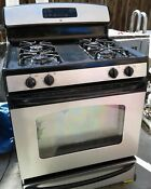 Ge Range Stove Oven Pre Owned