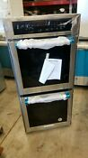 Kitchenaid Kodc304ess 24 Stainless Double Electric Wall Oven Convection New