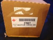 279827 New Whirlpool Kenmore Roper Dryer Motor New In Box Oem Genuine