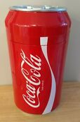 Koolatron Cc 06 Coca Cola Mini Fridge Can Shape 8 Cans