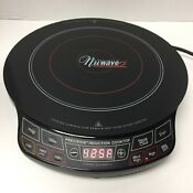Nuwave 2 Precision Induction Cooktop 30151 Electric Portable Works
