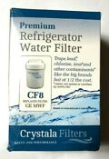 One Pack Premium Refrigerator Replacement Water Filter Model Cf8 Replaces Ge Mwf