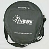 Nuwave Precision Induction Cooktop Pic Gold 30211 Aq 1500 Watts Carrying Case
