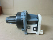 Kenmore Whirlpool Dishwasher Pump Motor Assembly Part W10529163
