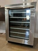 Jenn Air Euro Style 24 Under Counter Wine Refrigerator Cooler Juw24frars00