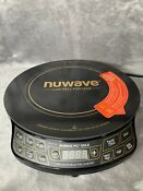 Nuwave Precision Induction Cooktop Gold Model 30242 3 E5 120vac