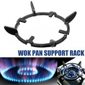 Us Wok Pan Stand Support Rack Burners Stove Cookware Ring Round Based