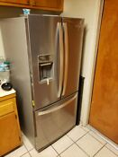 Whirlpool Wrf560sehz 30 Stainless French Door Refrigerator