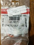 New Whirlpool Refrigerator Defrost Thermostat 8170725 Wp10442411 10442411