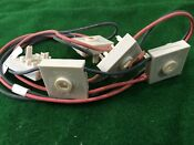 316580615 Frigidaire Electrolux Spark Ignition Switch Harness