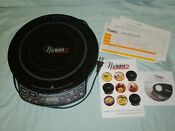 Nuwave 2 Precision Induction Cooktop Pic2 Portable Cook Top 30151 Manual