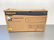 Broan 403001 Economy 30 Inch Under Cabinet Ducted Range Hood White S 12