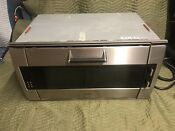 Gaggenau Eb388610 36 Wall Oven Stainless Steel