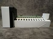 4317943 Whirlpool Icemaker Green Color W Wr57x10033 Water Inlet Valve Sh 18