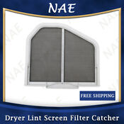 Dryer Lint Screen Filter Catcher For Whirlpool Kenmore W10120998 Replacement