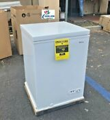 New Solid Top Chest Freezer Storage Cabinet Nsf 3 5 Cu Ft Free Home Delivery