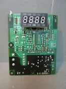 Hotpoint Over The Range Microwave Control Board Wb27x10523 Wb27x10655 Asmn