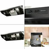 F40000 Series 24 In Convertible Under Cabinet Range Hood With Light In Bla