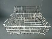 Maytag Dishwasher Lower Rack W High Side Light Gray 99002572 Wp99002572 Asmn