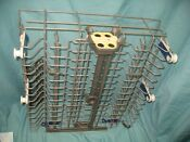 Whirlpool W10843168 Dishwasher Upper Dishrack Rack Assembly W10727422 Wr5