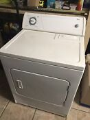 Whirlpool Dryer Extra Large Capacity 4 Cycles 3 Temperatures
