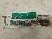 Ge Washer Control Board Part 175d4078g007 175d3675p001