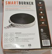 Smartburner Intelligent Cooking 3 6 Cast Iron Burners And 1 8 Burner